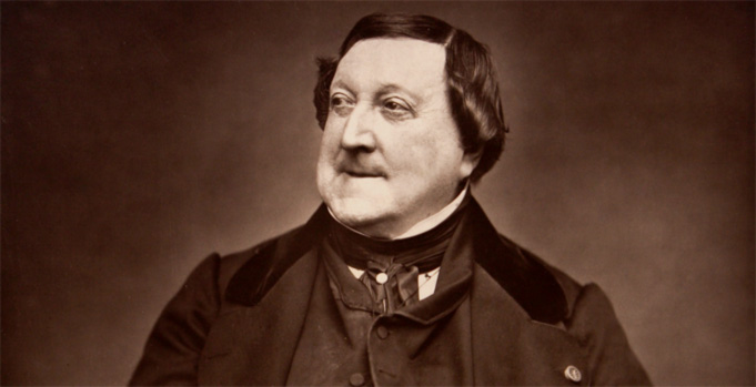 Gioachino Antonio Rossini / ジョアキーノ・ロッシーニ - 100Composer.com